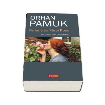 Orhan Pamuk, Femeia cu Parul Rosu