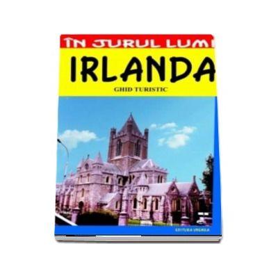 Mircea Cruceanu - Irlanda - Ghid turistic