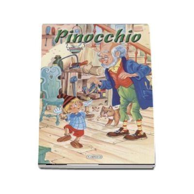 Pinocchio - Colectia Arlechin