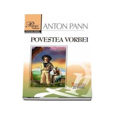 Povestea vorbei (Anton Pann)
