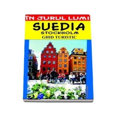 Silvia Colfescu - Suedia, Stockholm - Ghid turistic