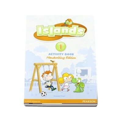 Islands Handwriting Level 1 Activity Book Plus Pin Code (Susannah Malpas)