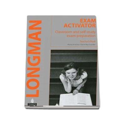 Longman Exam Activator Teachers Book de Bob Hastings