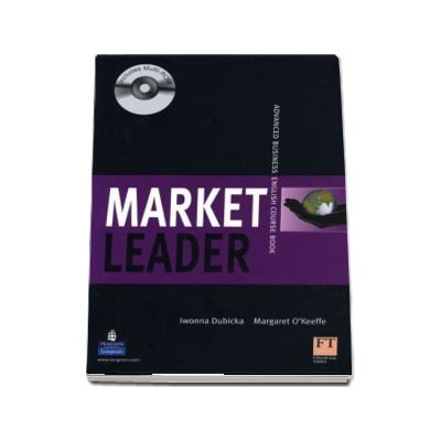 Market Leader Advanced Coursebook and Multi-Rom Pack de Iwona Dubicka
