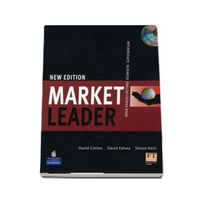 Market Leader Intermediate Coursebook - Class CD and Multi-Rom Pack de David Cotton