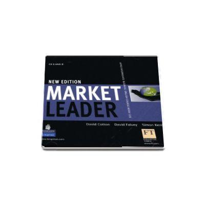 Market Leader Upper Intermediate Class CD (2CD) NE de David Cotton
