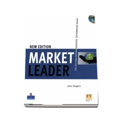 Market Leader Upper Intermediate Practice File with Audio CD Pack New Edition de John Rogers