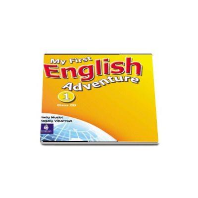 My First English Adventure 1. Class CD de Musiol Mady