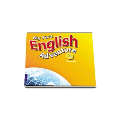 My First English Adventure 1 Flashcards de Mady Musiol