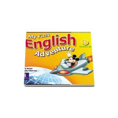 My First English Adventure 1 Teachers Book de Mady Musiol