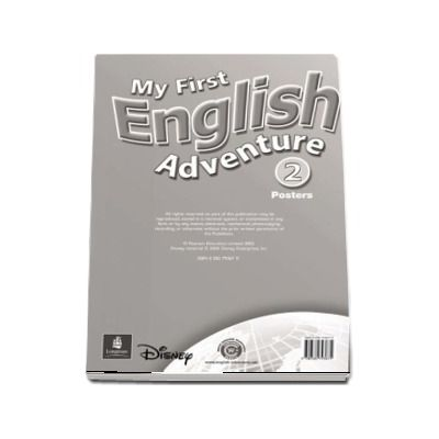 My First English Adventure 2 Posters de Mady Musiol