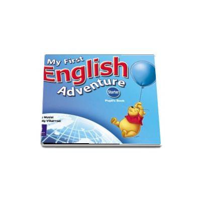 My First English Adventure Starter Pupils Book de Mady Musiol