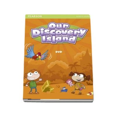 Our Discovery Island Level 1 DVD