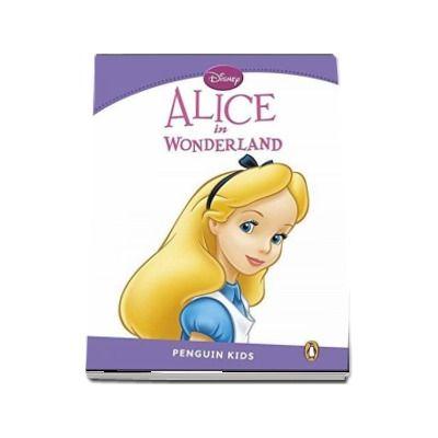 Alice in Wonderland - Penguin Kids, level 5 de Paul Shipton