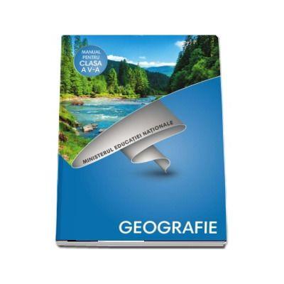Geografie, manual pentru clasa a V-a de Octavian Mandrut - Contine si editia digitala