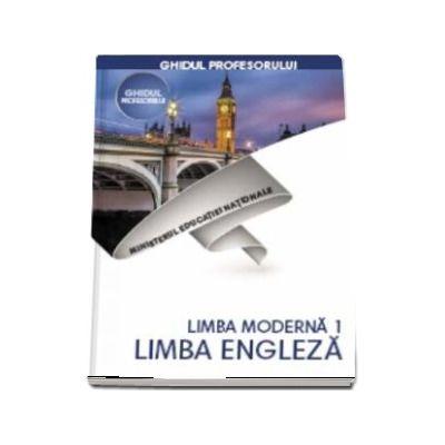 Limba Engleza, limba moderna 1, ghidul profesorului pentru clasa a V-a (Diana lonita)