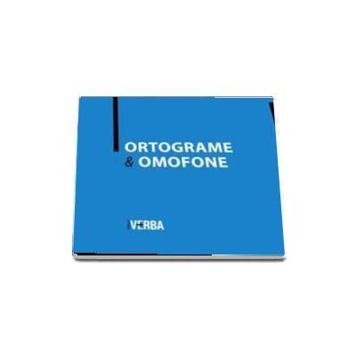 Ortograme si Omofone de Camelia Stan