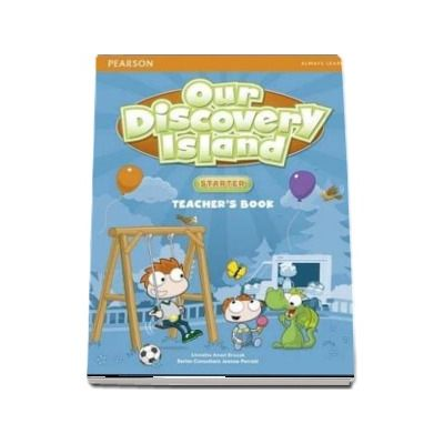 Our Discovery Island Starter Teachers Book plus pin code de Linnette Erocak