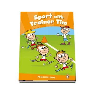 Sport with Trainer Tim CLIL de Iturain Maria Luisa