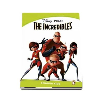 The Incredibles - Penguin Kids, level 4 de Helen Parker