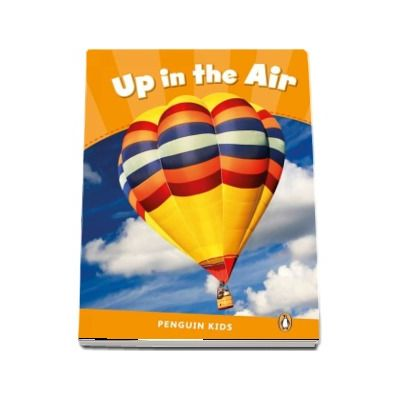 Up in the Air CLIL - Penguin Kids, level 3 de Marie Crook