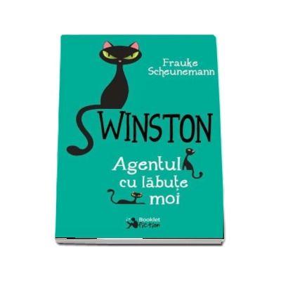 Winston - Agentul cu labute moi (Editie brosata) de Frauke Scheunemann