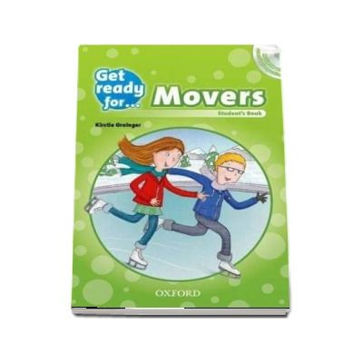 Get Ready for... Movers. Students Book and MultiROM with access to free practice test (Kirstie Grainger)