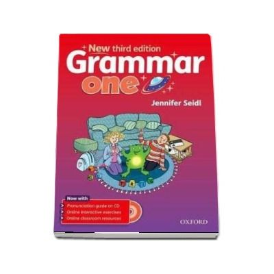 Grammar One Students Book with Audio CD - New third edition (Jennifer Seidl)