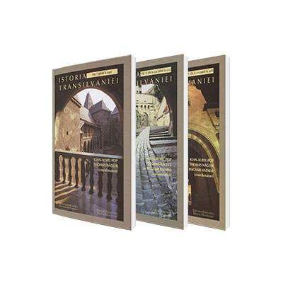 Istoria Transilvaniei (Set 3 volume) de Ioan-Aurel Pop