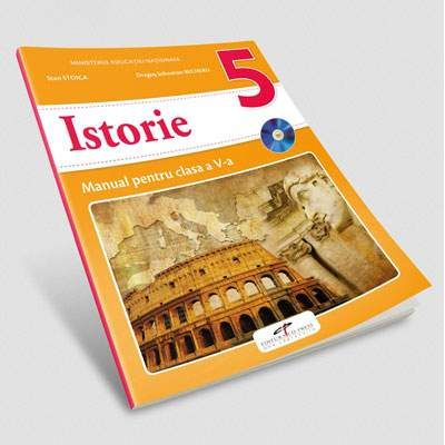 Istorie, manual pentru clasa a V-a de Stan Stoica (Contine si editia digitala)
