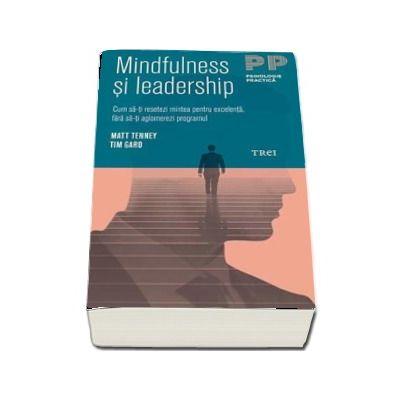 Mindfulness si leadership. Cum sa-ti resetezi mintea pentru excelenta, fara sa-ti aglomerezi programul de Matt Tenney