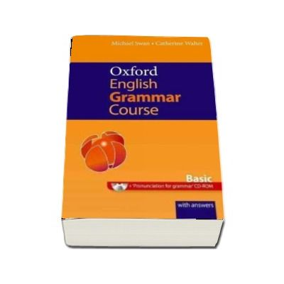 Oxford English Grammar Course. Basic. With Answers and CD-ROM Pack