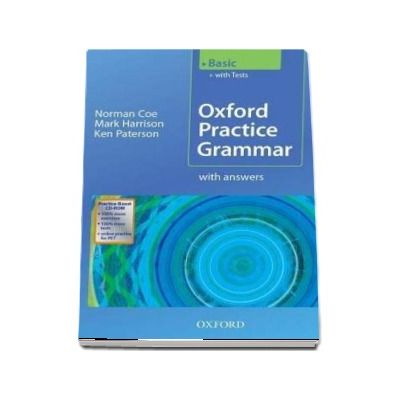 Oxford Practice Grammar. Basic. With Test and with answers (contain CD-ROM Pack)