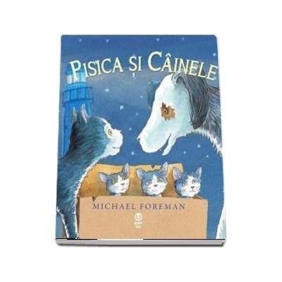 Michael Foreman, Pisica si Cainele - Ilustratii de Michael Foreman