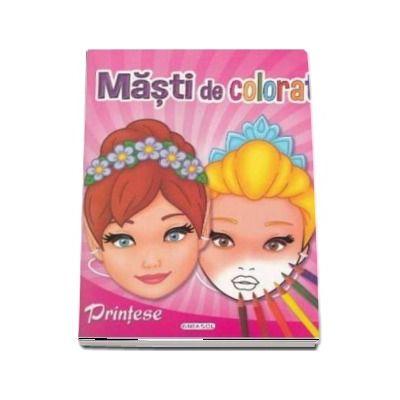 Printese - Masti de colorat