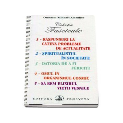 Colectia Fascicule de Omraam Mikhael Aivanhov