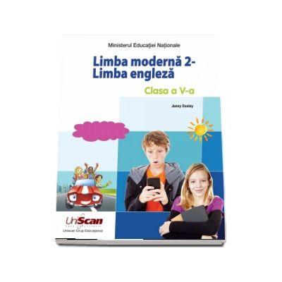 Jenny Dooley, Students Book - Limba moderna 2. Manual limba engleza pentru clasa a V-a (Contine editia digitala)
