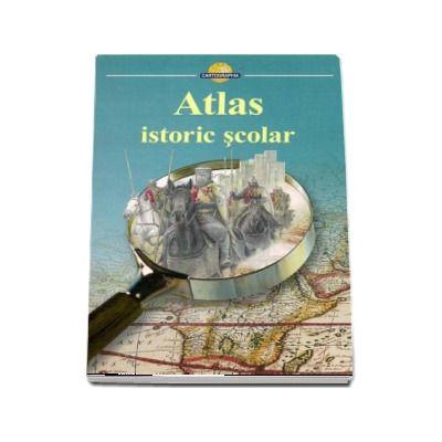 Atlas istoric scolar - Editie Cartonata