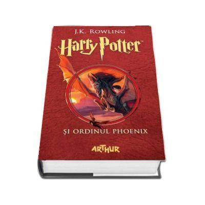 J. K. Rowling, Harry Potter si Ordinul Phoenix - Volumul V