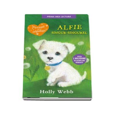 Alfie, singur-singurel de Holly Webb