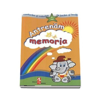 Antrenam memoria. Conturam si coloram, ne jucam si invatam