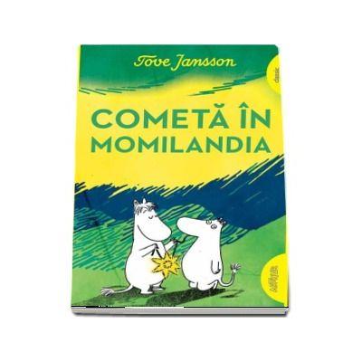 Cometa in Momilandia de Tove Jansson (Editie Paperback)