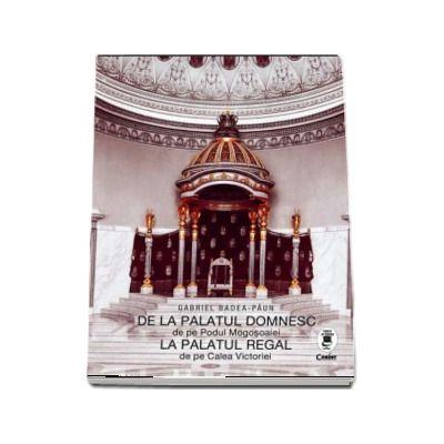Gabriel Badea-Paun, De la Palatul Domnesc la Palatul Regal. De la Palatul Domnesc de pe Podul Mogosoaiei la Palatul Regal de pe Calea Victoriei. Arhitectura si decoruri (1866–1947)