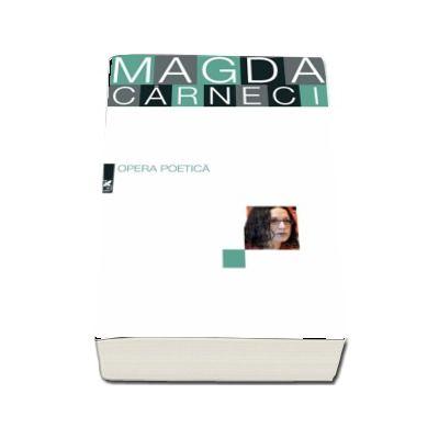 Magda Carneci - Opera poetica.