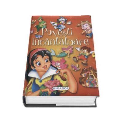 Povesti incantatoare - Editie ilustrata