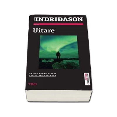 Uitare - Un nou roman despre detectivul Erlendur