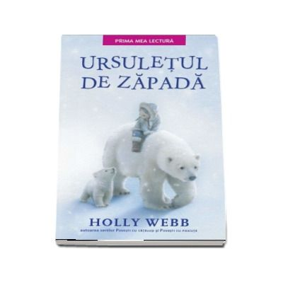 Ursuletul de zapada de Holly Webb