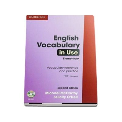 English Vocabulary in Use Elementary with Answers - Felicity O-Dell
