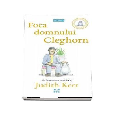Foca domnului Cleghorn - Ilustratii de Judith Kerr