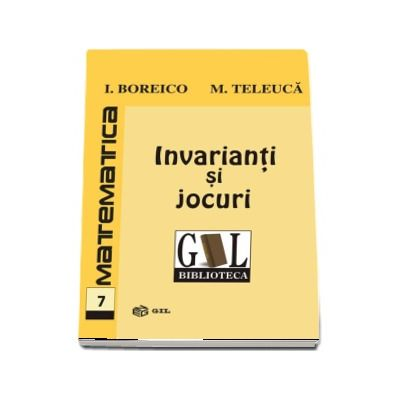 Invarianti si jocuri - I. Boreico